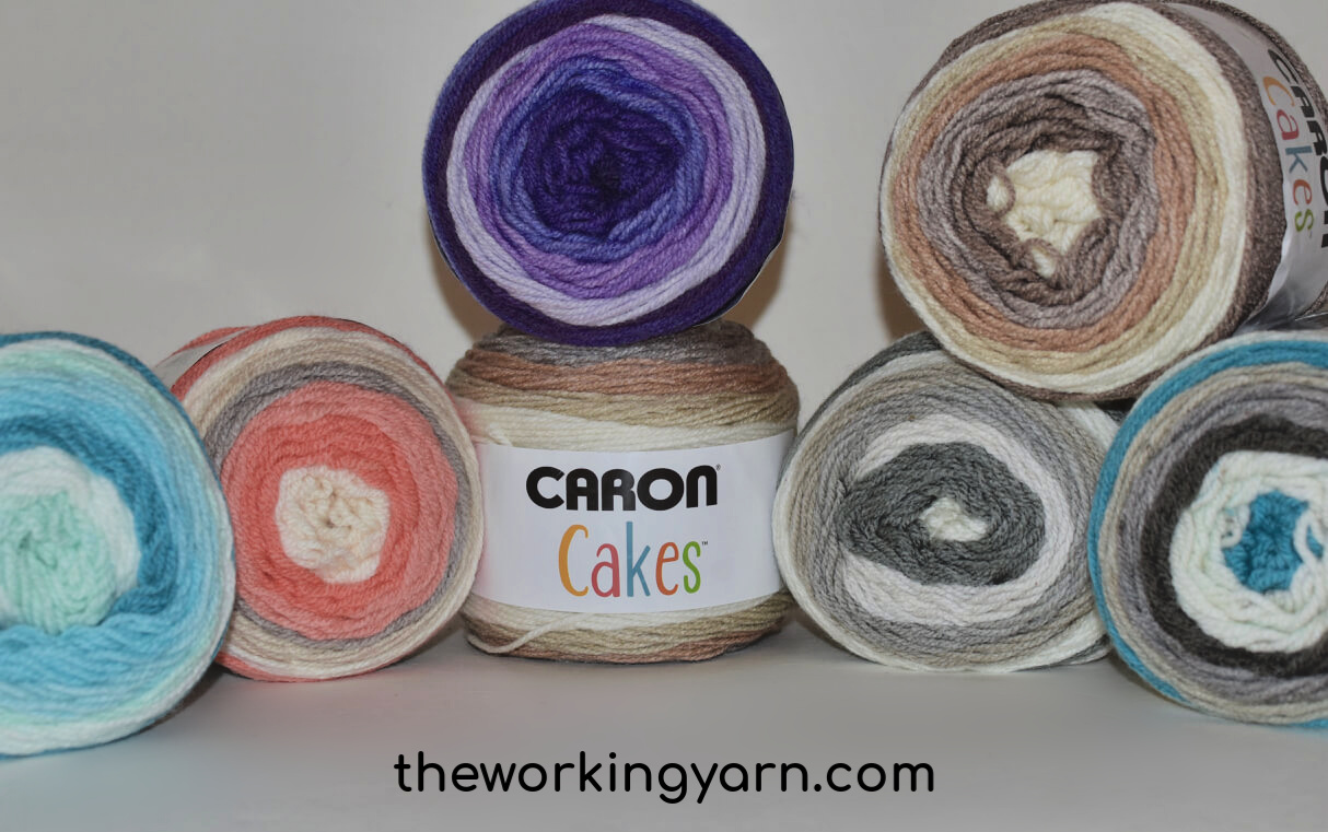 Yarn 101: Caron Cakes - The Working Yarn