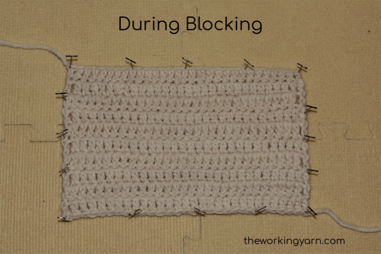 During Blocking