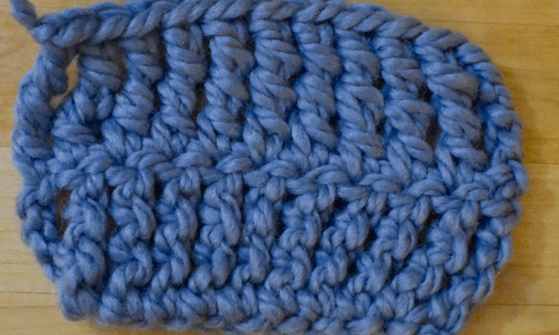 Learn to Crochet: Double Treble Crochet