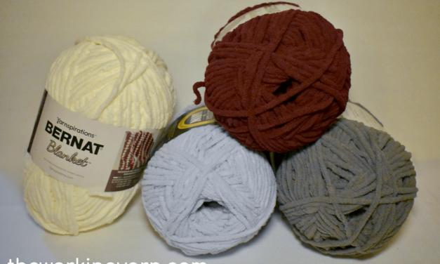 Yarn 101: Bernat Blanket