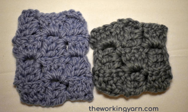 How to Crochet the Corner-to-Corner (C2C) Stitch
