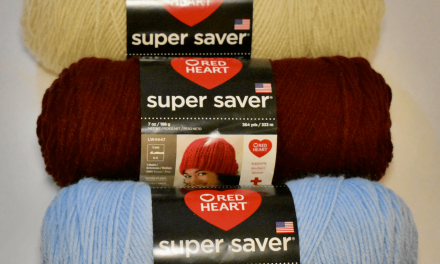 Yarn 101: Red Heart Super Saver